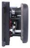 bauer products rv locks locking latch keyless entry camper door lock - left hand 6-1/8 inch wide x 4-5/8 tall