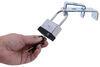 bauer products rv locks padlock propane tank lock with chrome