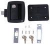 bauer products trailer door latch latches locks flush