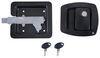 bauer products rv locks slam latch compartment door ba97fr