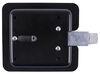 bauer products rv locks locking latch compartment door baggage slam - black
