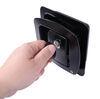 bauer products rv locks locking latch slam baggage door - black