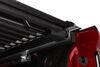 BAK Revolver X4 Hard Tonneau Cover - Roll Up - Aluminum and Vinyl - Matte Black Inside Bed Rails BAK79207RB