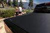 BAK Revolver X4 Hard Tonneau Cover - Roll Up - Aluminum and Vinyl - Matte Black Inside Bed Rails BAK79329
