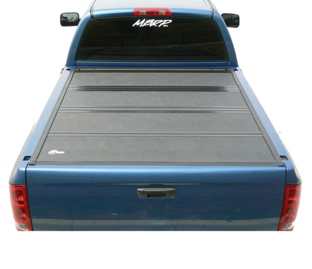 BAKFlip FiberMax Hard Tonneau Cover - Folding - Aluminum and Fiberglass Aluminum and Fiberglass BAK126203