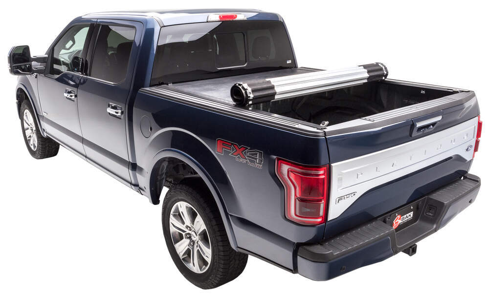 BAK Industries Requires Tools for Removal Tonneau Covers - BAK39329
