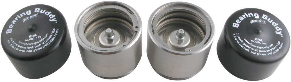 BB1980T-SS - Bearing Protector Grease Cap Bearing Buddy Caps