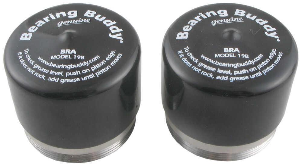 BB2080T-SS - 2.080 Inch Bearing Buddy Caps