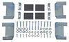 BBS-1103 - 3-1/2 Inch Width Pilot Automotive Nerf Bars - Running Boards