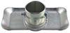"Bulldog Detachable Footplate for 2"" Jack Tube - 2,000 lbs to 5,000 lbs 2 Inch Diameter Tubing BD018564"