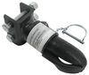 "Bulldog Collar-Lok Coupler w/ Pin - 2"" Ball - Adjustable Channel Mount - 7,000 lbs Pin-Style Fastener BD028390"
