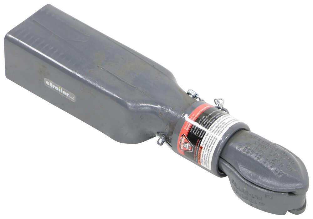 "Bulldog Collar-Lok Coupler w/ Pin - 2-5/16"" Ball - 3"" Channel Tongue - 12,500 lbs 12500 lbs GTW BD028444"