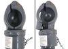 BD028657 - 2-5/16 Inch Ball Coupler Bulldog Adjustable Trailer Coupler