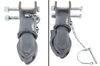 BD028657 - 15000 lbs GTW Bulldog Adjustable Trailer Coupler