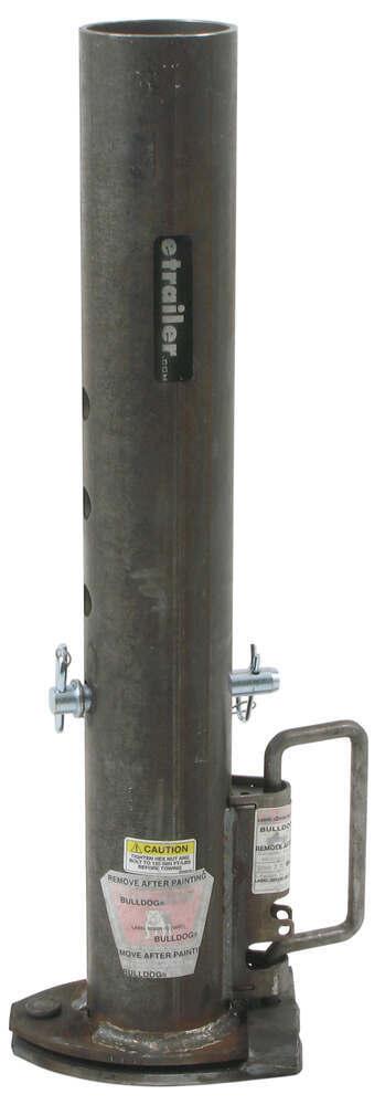 BD0287610300 - Round Tube Bulldog Coupler with Inner Tube Only