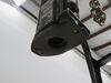 Square Tube Gooseneck Coupler, Inner Tube Only - 25K Manual Latch BD0288660300
