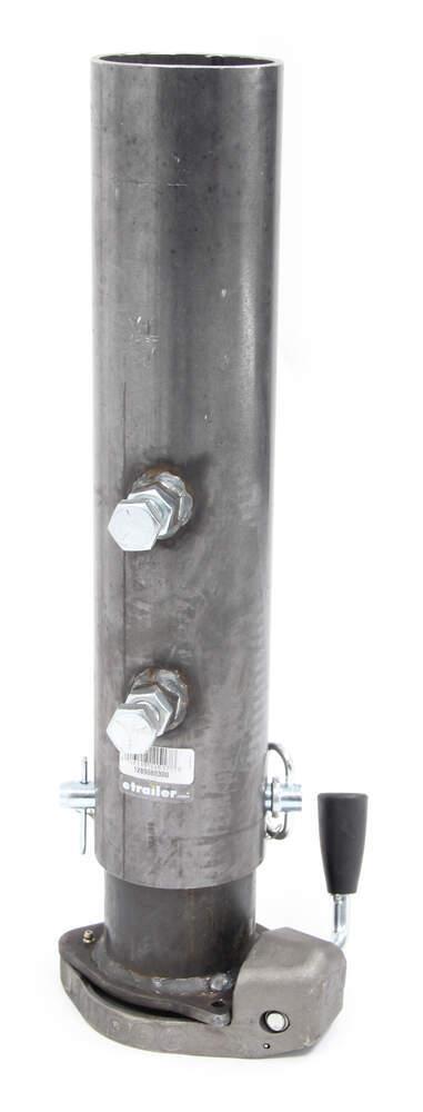 BD1289080300 - 2-5/16 Inch Gooseneck Ball Bulldog Gooseneck Coupler