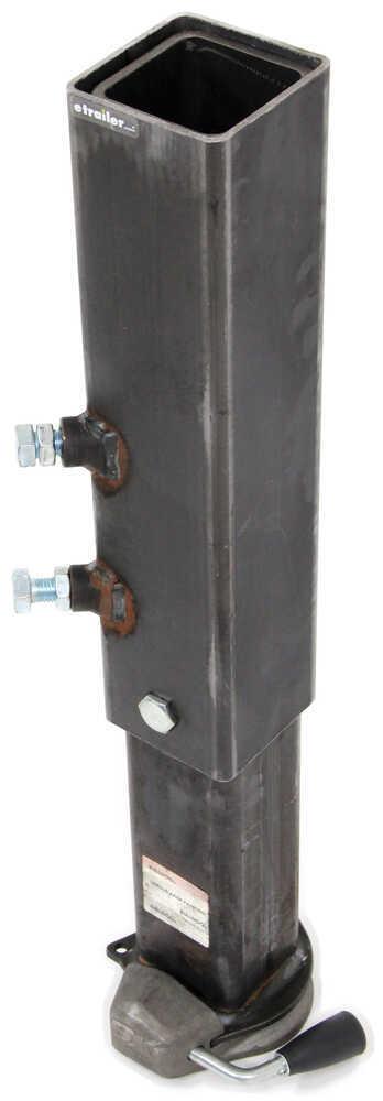 BD1289140300 - 2-5/16 Inch Gooseneck Ball Bulldog Coupler with Outer and Inner Tube