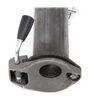 bulldog gooseneck coupler with inner tube only bx1 20k round - locking pin assembly