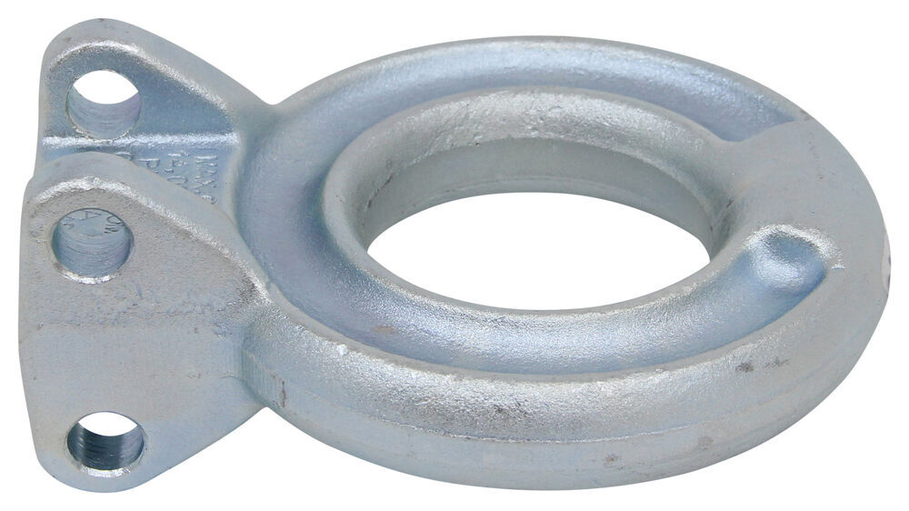 "Bulldog 1291020383 Adjustable Lunette Ring 3/"" Dia., 14, 000 lbs. Capacity, Adju"
