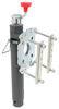 BD151443 - Swivel Jack - Pull Pin Bulldog Trailer Jack