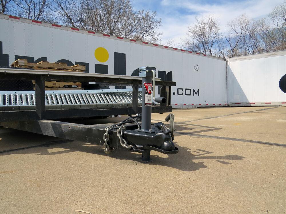 Bulldog 1550100317 A-Frame Trailer Jack