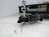 0  trailer jack bulldog a-frame sidewind round - 13 inch lift 3 000 lbs