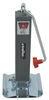 bulldog trailer jack side frame mount topwind square w/ footplate - drop leg 20-1/8 inch lift 7 200 lbs