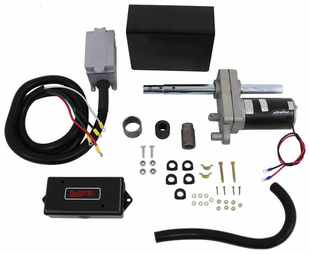 Bulldog Accessories and Parts - BD1824180100