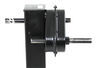 "Bulldog 2-Speed Square Jack - Drop Leg w/ Spring Return - 26"" Lift - 25,000 lbs Drop Leg BD183750"