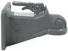 Bulldog Trigger Latch Flat Mount Trailer Coupler - BD4420000317