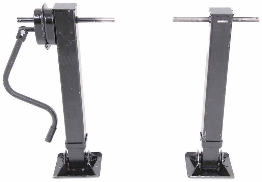 BD500153 - 17 Inch Lift Bulldog Landing Gear