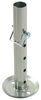 Replacement Drop Leg and Pin Kit for Bulldog Powered Drive Camper Jack 1-3/4 Inch Diameter Tubing BD500190