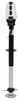 """Bulldog Powered Drive Trailer Jack - Drop Leg - A-Frame - 22"""" Lift - 4,000 lbs - White Electric Jack BD500200"""