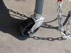 BD500245 - 6 Inch Wheel Bulldog Trailer Jack,Camper Jacks