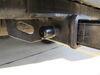 0  trailer hitch lock bulldog standard pin fits 2 inch lifelong receiver for hitches - flush 2-1/2 span chrome