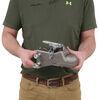 Adjustable Trailer Coupler BD94FR - 14000 lbs GTW - Bulldog
