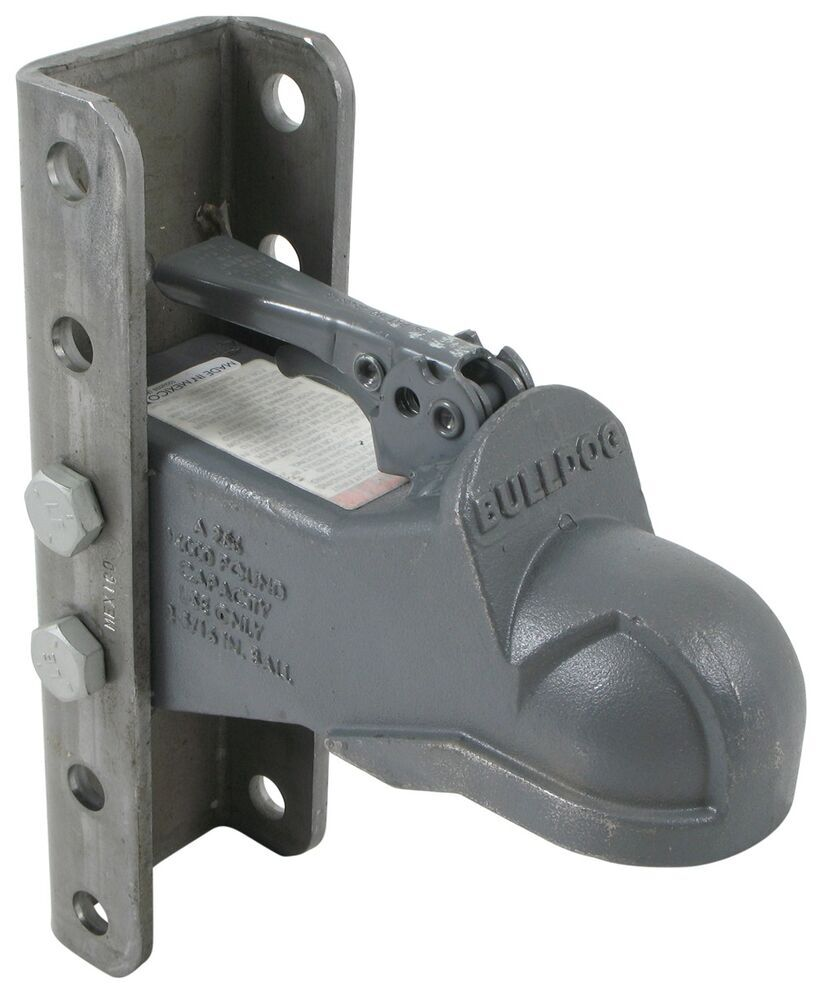 Bulldog Coupler with Bracket - BDA2565C0317