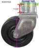 BDCP555 - 6 Inch Wheel Bulldog Trailer Jack,Camper Jacks