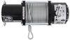 Bulldog Winch Utility Winch - Wire Rope - Roller Fairlead - 6,000 lbs 2.0 HP BDW10004