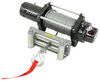 Bulldog Winch Alpha Series Off-Road Winch - Wire Rope - Roller Fairlead - 9,300 lbs 6.0 HP BDW10013