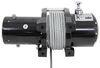 Bulldog Winch Trailer Winch - Wire Rope - Roller Fairlead - 7,800 lbs Plug-In Remote BDW10031