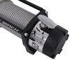 Bulldog Winch Standard Series Off-Road Winch - Wire Rope - Roller Fairlead - 9,500 lbs Plug-In Remote BDW10042