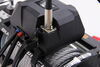 Bulldog Winch Standard Series Off-Road Winch - Wire Rope - Roller Fairlead - 9,500 lbs 9300 - 10000 lbs BDW10042