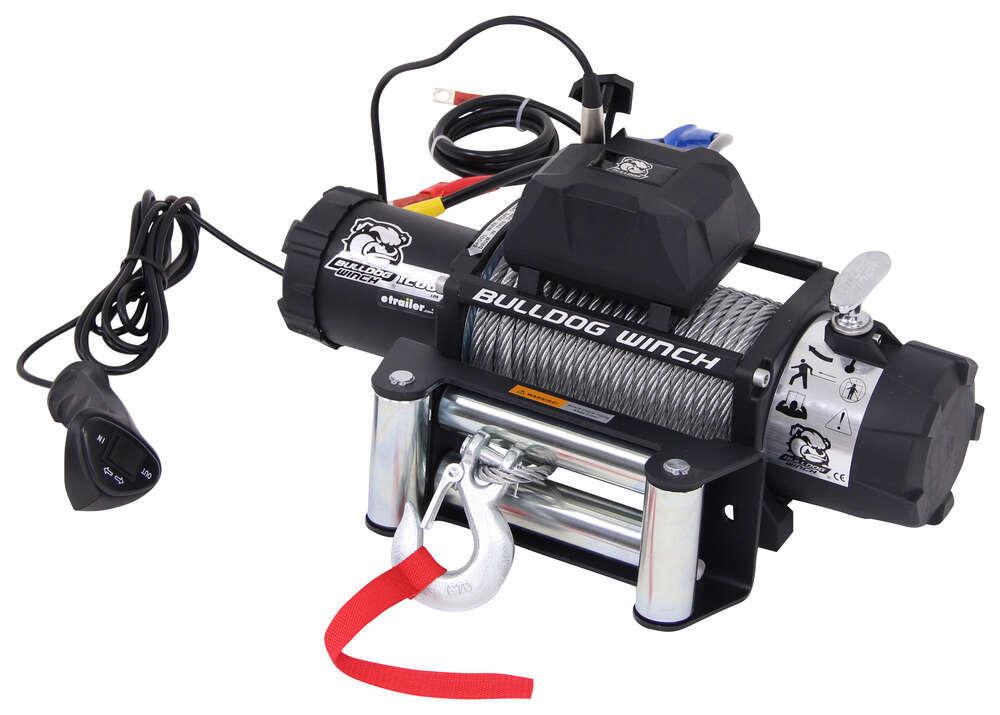 Bulldog Winch Electric Winch - BDW10043