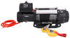 Bulldog Winch Alpha Series Off-Road Winch - Synthetic Rope - Hawse Fairlead - 15,000 lbs Non-Submersible BDW10048