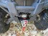 Bulldog Winch Powersports Series ATV Winch - Wire Rope - Roller Fairlead - 3,000 lbs Slow Line Speed BDW15002 on 2016 yamaha kodiak