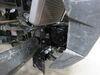 Bulldog Winch Powersports Series ATV Winch - Wire Rope - Roller Fairlead - 2,500 lbs Plug-In Remote BDW15006 on 2016 Polaris 570 Sportsman