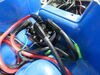 Bulldog Winch 1.0 HP Electric Winch - BDW15006 on 2016 Polaris 570 Sportsman