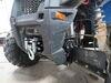 Bulldog Winch Powersports Series ATV Winch - Wire Rope - Roller Fairlead - 2,500 lbs Fast Line Speed BDW15006 on 2016 Polaris 570 Sportsman